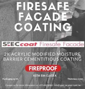 Firesafe Facade Design